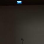 吉濱 翔 「where the soul goes(shell )」 ビデオ、貝、サウンド (対馬アートセンターにて展示)