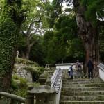 万松院(対馬藩主宗家墓所)