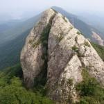 対馬の霊峰 白嶽