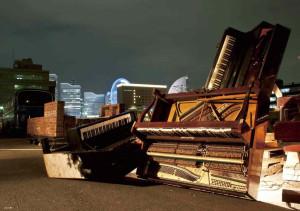 西原尚 ピアノのための習作