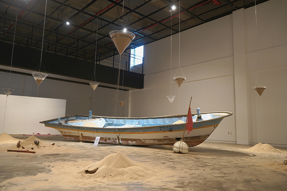 Yejin1_The Boat on the Ground_2021